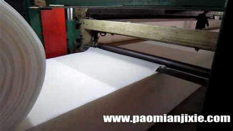 upholstery foam manufacturers continuous foaming machine for flexible polyurethane foam