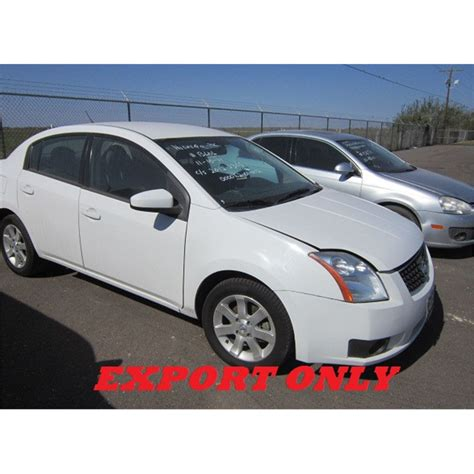 sentra nissan 2009 2009 nissan sentra export only