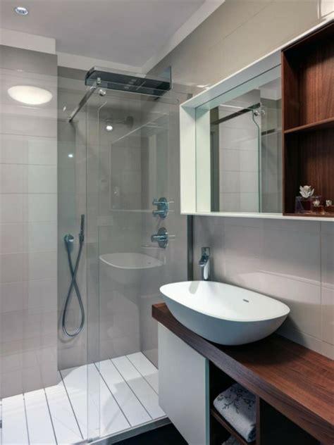 Kleines Bad Mit Dusche Und Waschbecken by Kleines Bad Funktionell Gestalten Sch 246 Ne Interieur L 246 Sungen