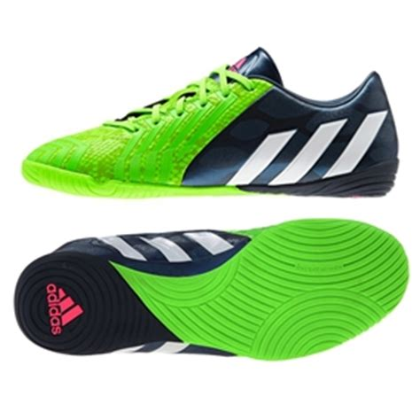 Sepatu Diadora Field adidas predator absolado instinct indoor soccer shoes rich blue white solar green m20135