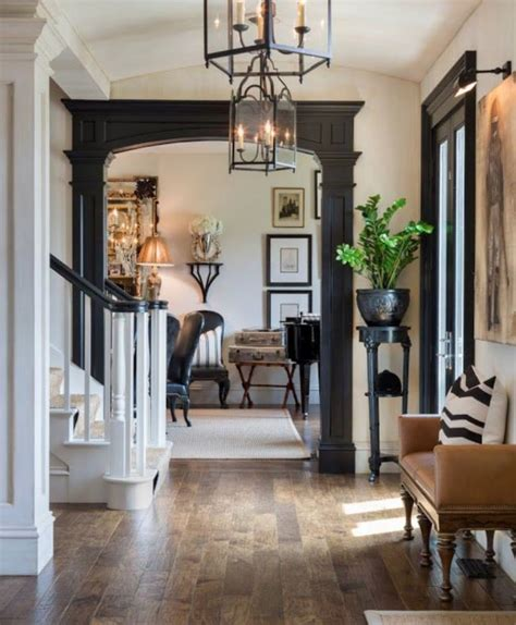 white dutch colonial revival entry luxe interiors best 25 colonial house decor ideas on pinterest