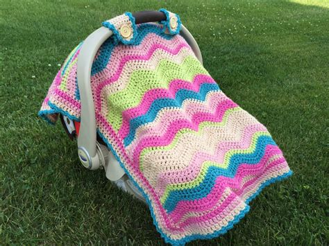 car seat blanket cover size skein and hook pattern release emerson car seat cover or