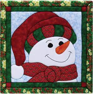 snowman majic quilt crafts of all sorts