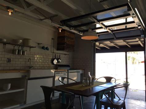 Kitchen Garage Door by Glass Garage Doors Modern