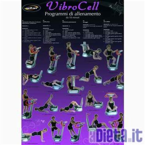 esercizi pedana vibrante poster esercizi per pedana vibrante basculante adieta it