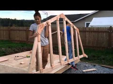 diy shed  barn style youtube