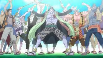 fishmen the one piece wiki manga anime pirates