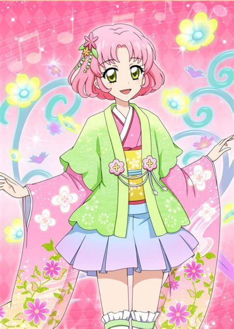 aikatsu sakura anime pokemon de thuong