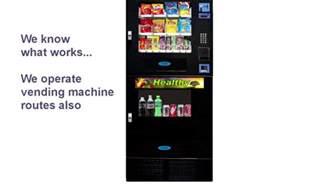 Vending Machine Average Income