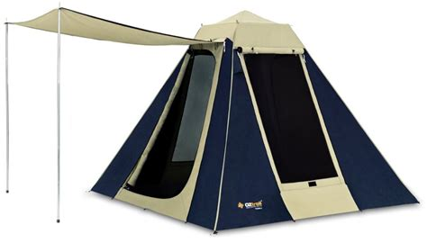 Oztrail Awning Tent by Oztrail Tourer 9 Tent Snowys Outdoors