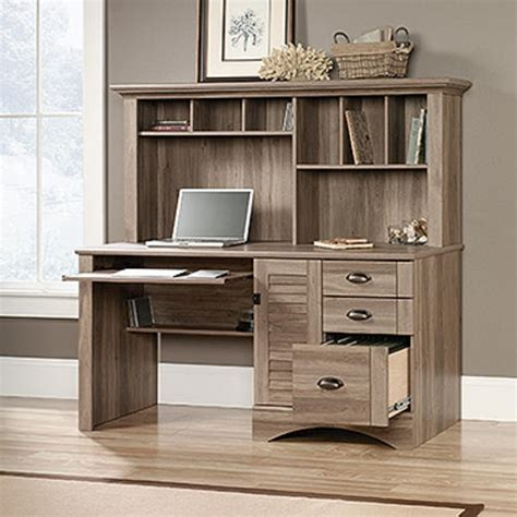 sauder graham ridge computer desk oak computer desk with hutch sauder orchard computer