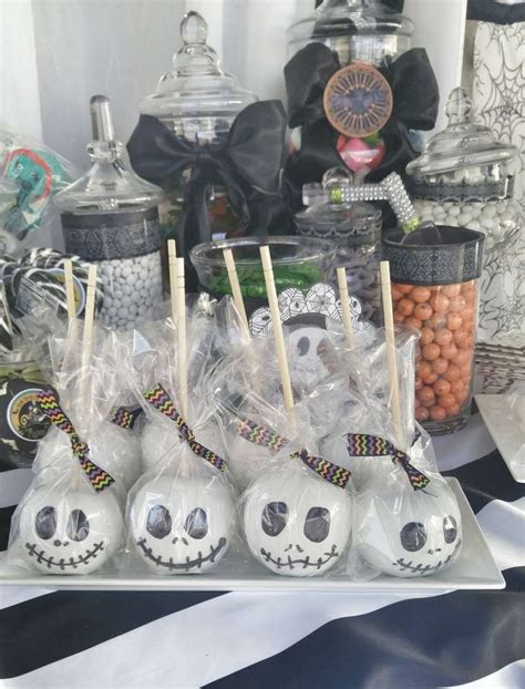 nightmare before christmas baby shower party ideas more