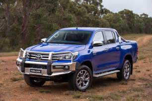 Toyota Accessories 2016 Toyota Hilux Accessories Revealed Developed In