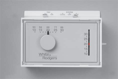white rodgers heat only thermostat wiring diagram get
