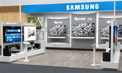 samsung to set up shop in shop at bestbuy