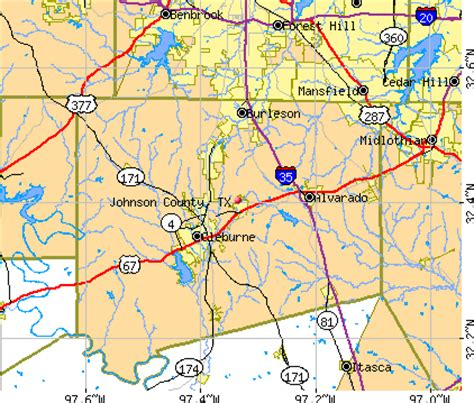 johnson county texas map johnson county texas detailed profile houses real estate cost of living wages work
