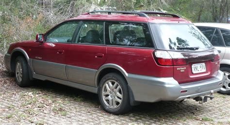 subaru station wagon 2000 file 2003 subaru outback bh9 my03 luxury station wagon