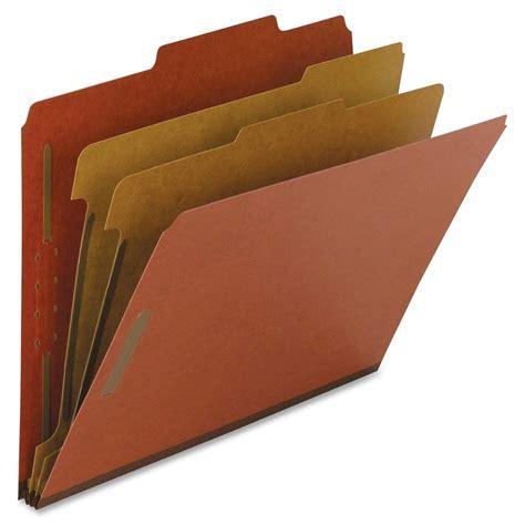 Office Folders by Nature Saver 01051 Nature Saver Classification Folder