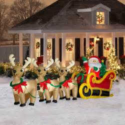 Outdoor christmas decorations outdoor inflatable christmas christmas