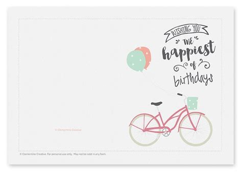 printable birthday cards that you can make printable birthday cards foldable flogfolioweekly com