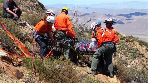 Search And Rescue Search And Rescue Sar Team Rescues Hang Glider Pilot San Diego County Sheriff S