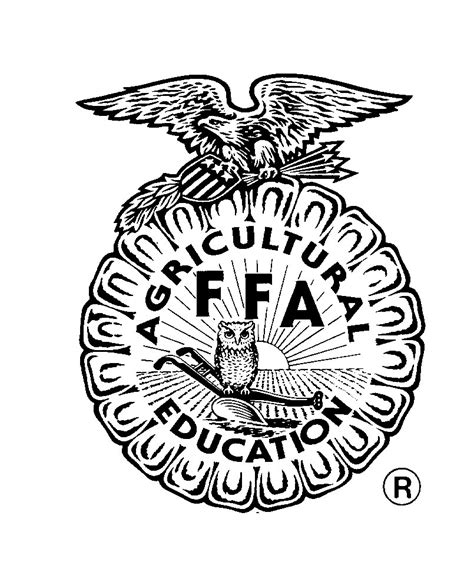 Ffa Coloring Pages american fork agriculture