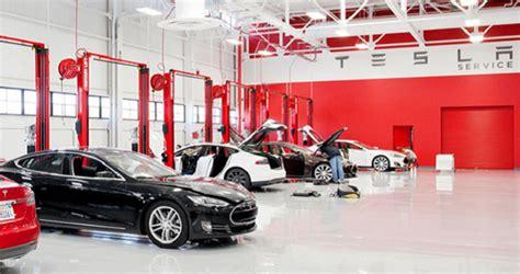 Tesla Service Center Tesla Counters Negative Press About Drivetrain