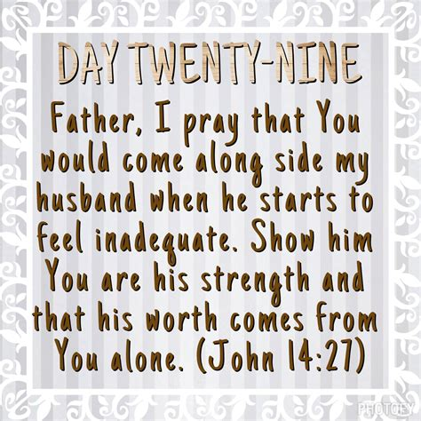 31 days of praying for your husband favored