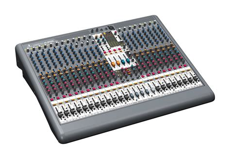 Mixer Audio Behringer 24 Channel behringer xenyx xl2400 24 channel mixer zzounds