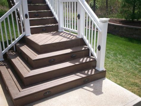 building patio steps how to build wood stairs outside cute09quj