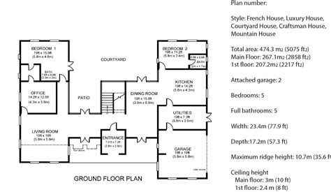 brick house floor plans sda architect 187 category 187 dream house plans