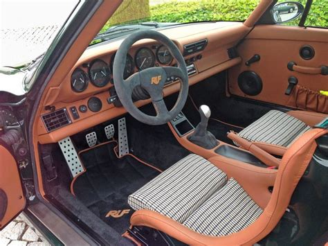ruf porsche interior 1000 images about aircooled porsche 911 on
