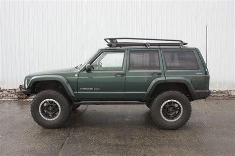 prerunner jeep prerunner roof rack jeep xj 84 01 jeep