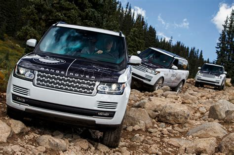 land rover jeep 2014 2014 land rover range rover great divide expedition front