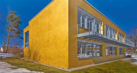 architektur fassade begriffe farbe mit stil caparol