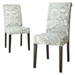avington dining chair set of 2 laguna paisley