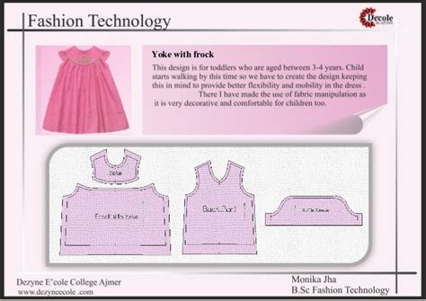 garment pattern engineering pattern engineering on cad by monika jha bsc fashion