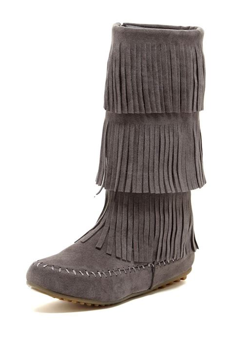 Country Boot Mocasin Brown 25 best ideas about moccasin boots on