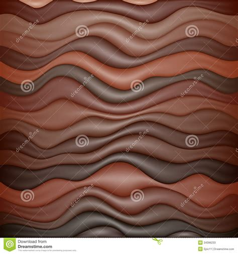 brown wave pattern abstract wavy background stock photos image 34396233