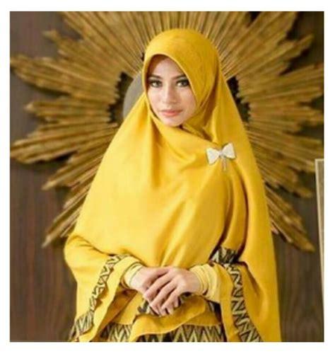 Pesta Instan pilihan jilbab instan pesta mewah yang recommended untuk