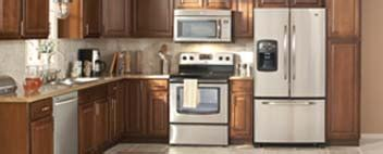 appliance delivery installation at the home depot
