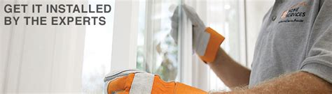 home depot installers