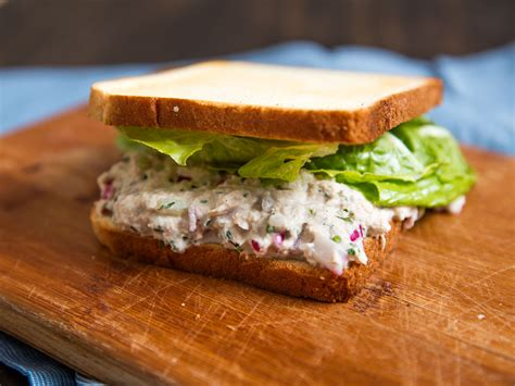 Better Sandwich for better tuna salad sandwiches with mayo or without