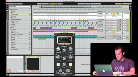 tutorial video fx live ableton live incidental fx arrangement and compression