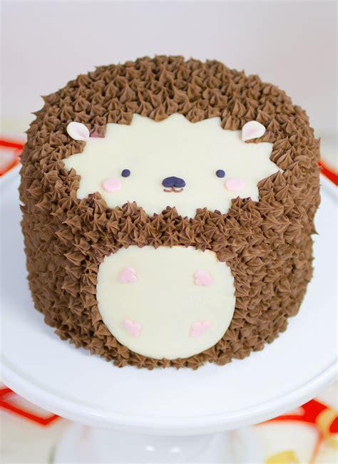 Hedgehog Foods On Hedgehog Cake Hedgehog hedgehog cake by bakeshop in philadelphia cake