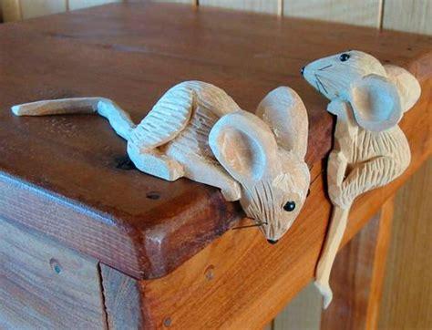 wooden mice  south australian artist doug collins
