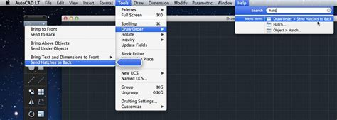 layout menu autocad lt unlimited mac