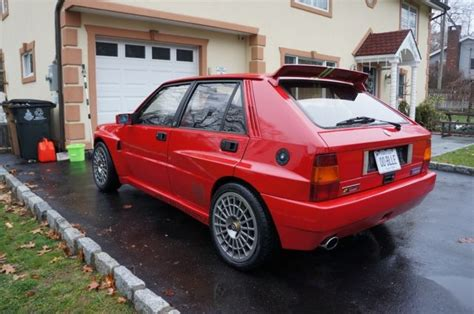 Lancia Delta Evo For Sale 1989 Lancia Delta Evo Edition For Sale Photos