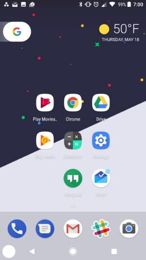 change icon android change the icon shape in pixel launcher diving into android o android authority