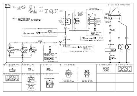 repair guides brake lights high mount brake light